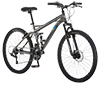 Mongoose Cache 26 Inch Mountain Bike