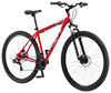 Mongoose Impasse HD 29 Inch Mountain Bike