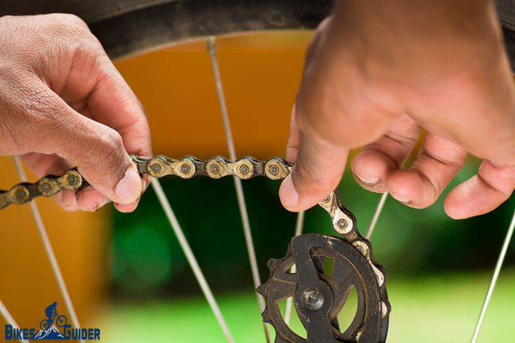 How to Change a Bicycle Chain