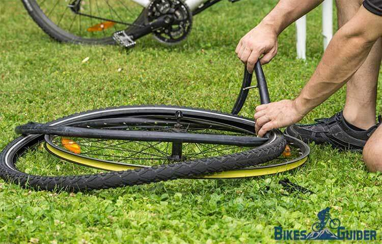 How to Fix a Flat Bike Tire