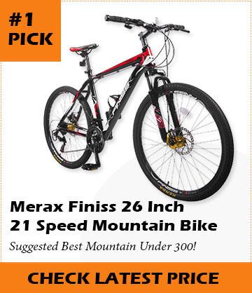Best Mountain Bikes Under 300 Dollars