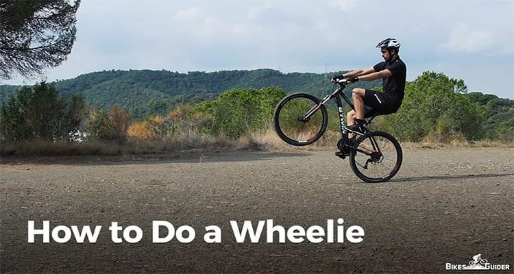 How to Do a Wheelie on a Bike