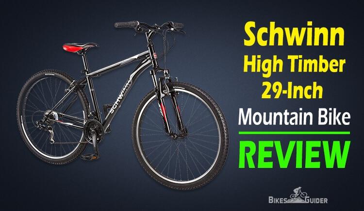 Schwinn High Timber 29 Review Great Hardtail Mtb Bikesguider