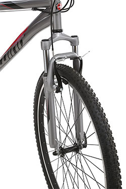 schwinn mountain bike front suspension