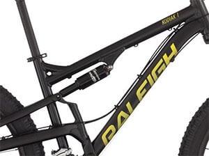 Raleigh Kodiak Full Suspension Bike Frame & Fork