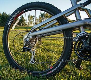 Raleigh Kodiak 1 Specs - Wheelset