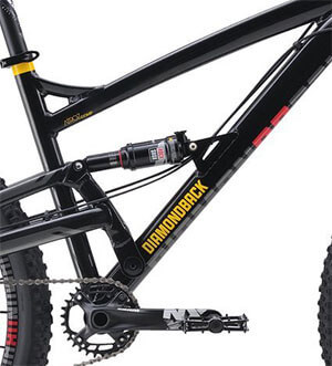 DB Atroz Comp Specs - Suspension Fork