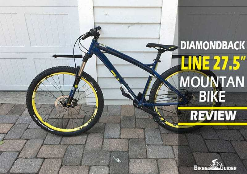 Diamondback Line 2018 Review: Perfect Trail Bike | BikesGuider