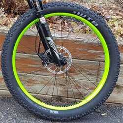 DB Mason Hardtail Bike Tires