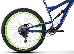 Diamondback Bicycles Level Link Suspension