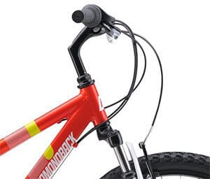 Diamondback Octane mountain bike handlebar