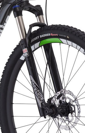 Diamondback Overdrive 29er Front Suspension