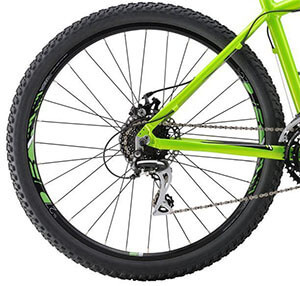 Diamondback Overdrive Wheelset