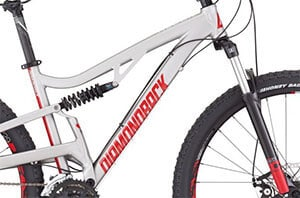 Recoil 29er Full Suspension Frame