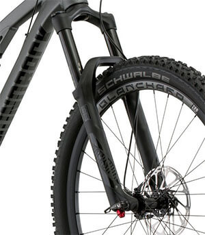 DB Release 2 Suspension Fork