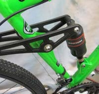Genesis v2100 men's mountain bike Suspension Fork