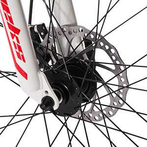 Merax Finiss 21 Bike Braking System