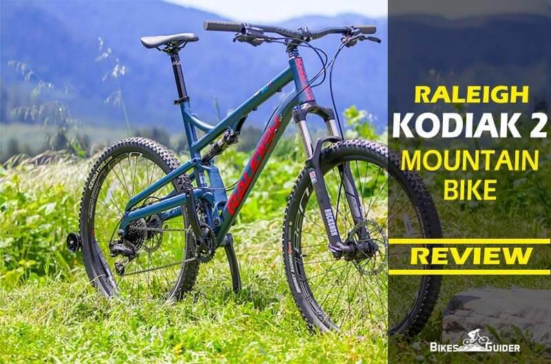 Raleigh Kodiak 2 Review