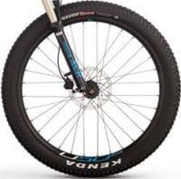 Raleigh Kodiak 2 Dual Suspension MTB - Tire