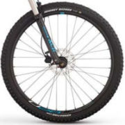 Wide Tire & Rims for Tokul 2 mountain bike