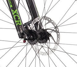 Raleigh Bikes Tokul 3 Brakes