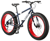 Mongoose Dolomite 26 Inch Mens Fat Tire Bike