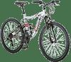 Mongoose Ledge 2.1 Boys' Mountain Bike