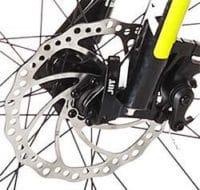 Powerful Brake for Diamondback Overdrive Hardtail Bike