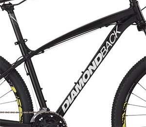 DB Overdrive 29 sturdy frame