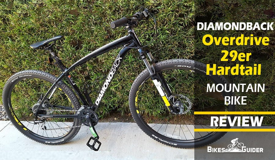 Diamondback Bicycles Overdrive 29er Hardtail Mountain Bike