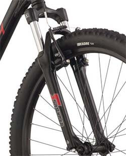 Raleigh Bikes Talus 2 Suspension