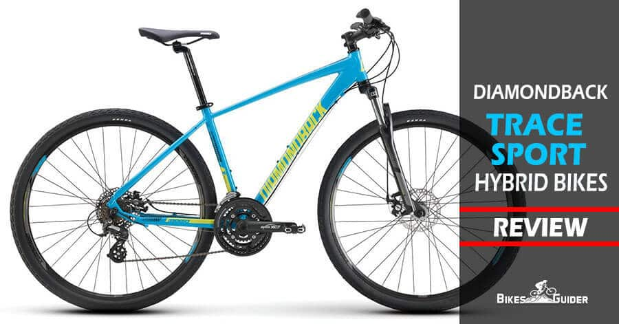 Diamondback Trace Sport Bike Review