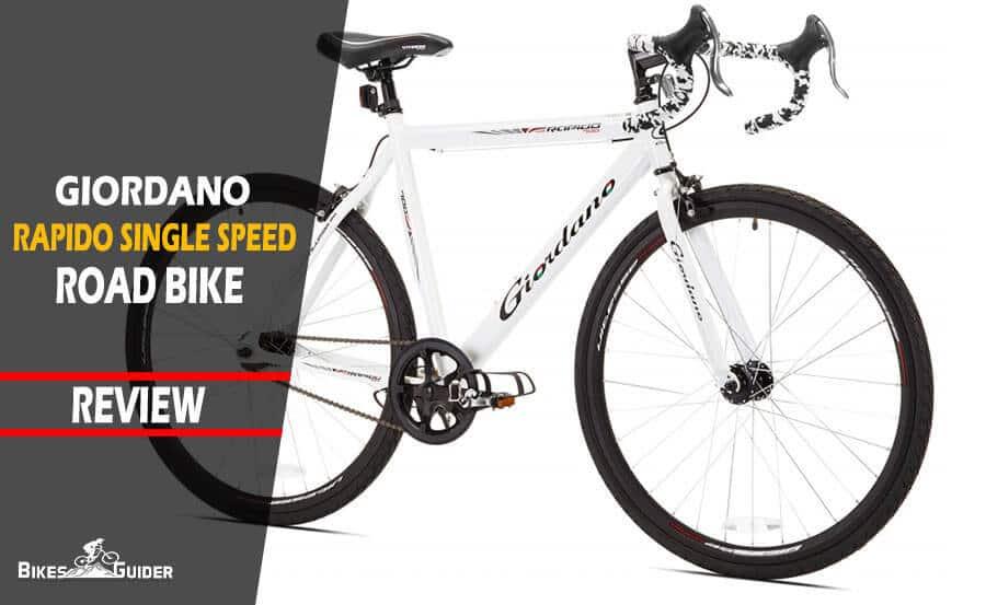 Giordano Rapido Single Speed Road Bike Review