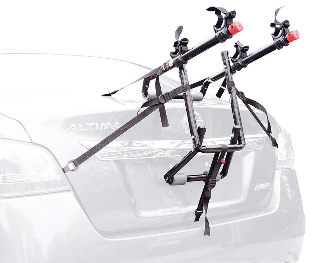 Allen Sports Deluxe Trunk Mounted Bike Rack Review