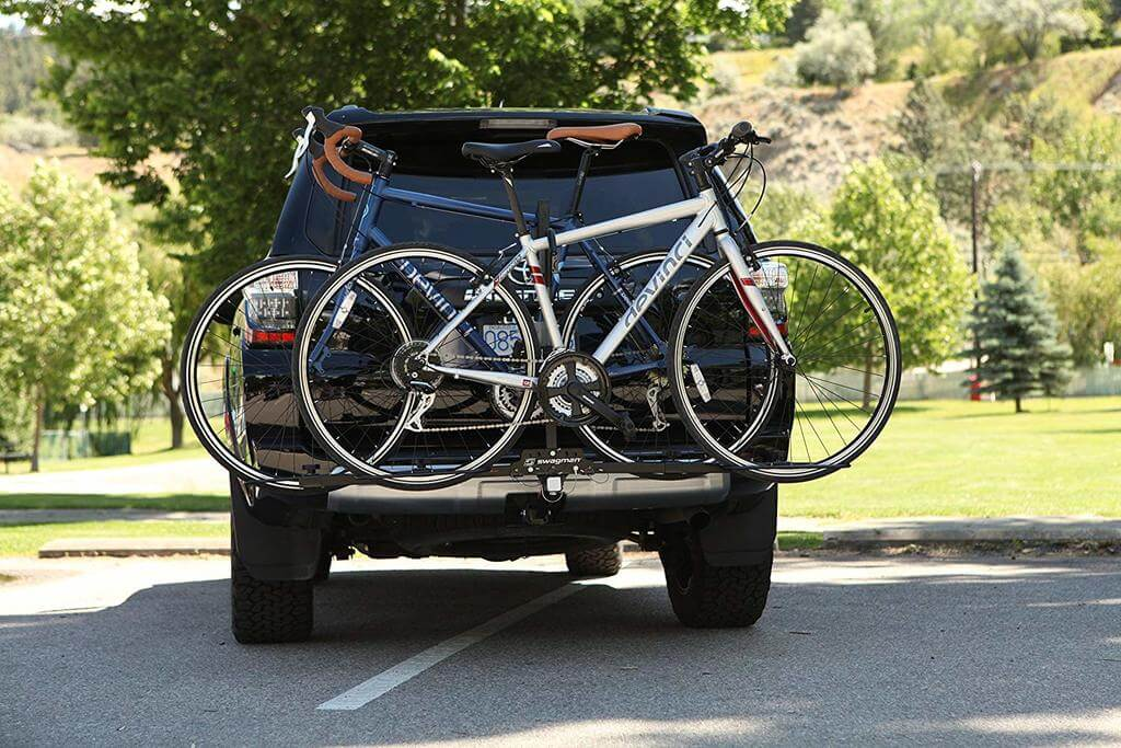 Swagman XC Cross 2-Bike Hitch Rack