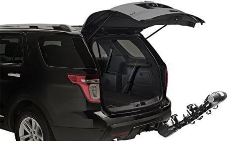 Thule Vertex XT Hitch Mount Bike Carrier Review
