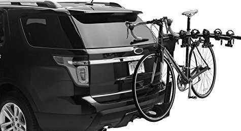 Thule Vertex XT Hitch Mount Bike Carrier