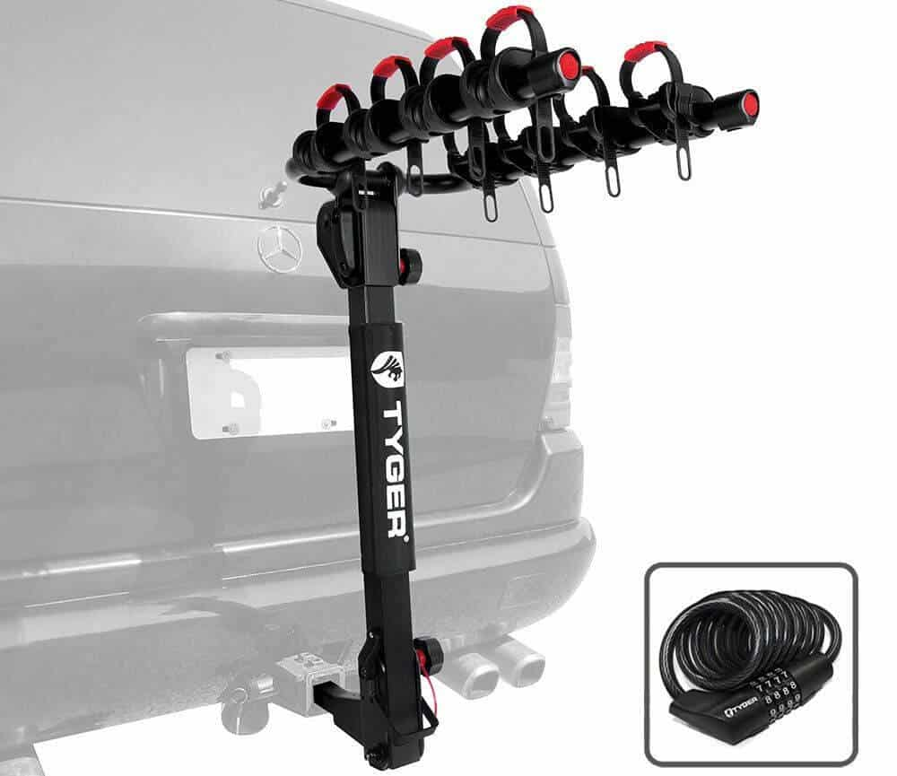 Tyger Auto Deluxe Carrier Rack Review