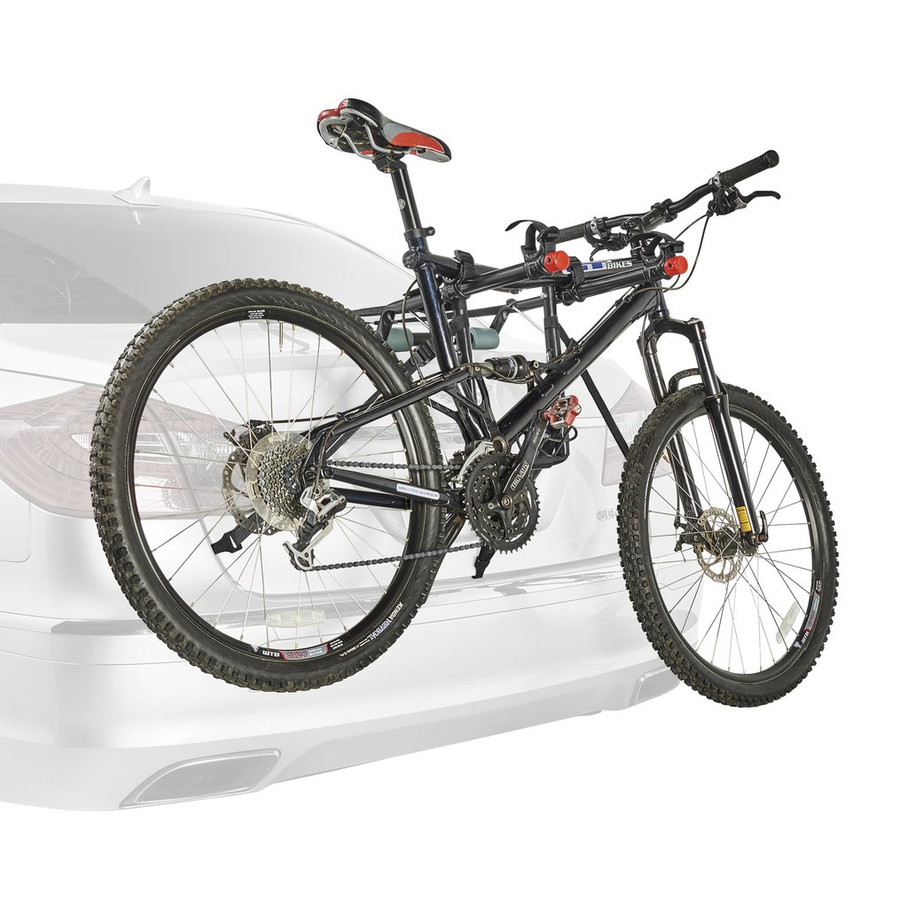 Allen Deluxe trunk bike rack