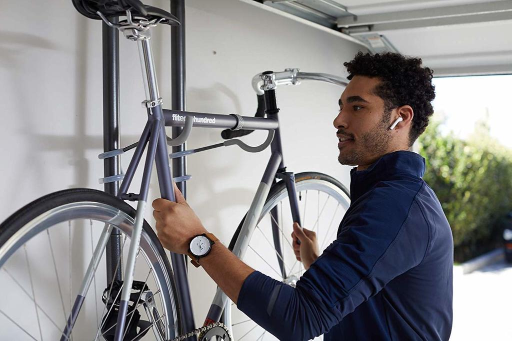 Delta Cycle Michelangelo Two-Bike Gravity Stand best garage rack