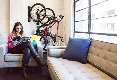 Steadyrack Classic Bike Rack in your salon