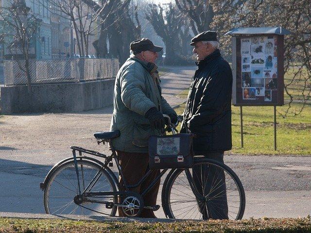 cycling age is a myth