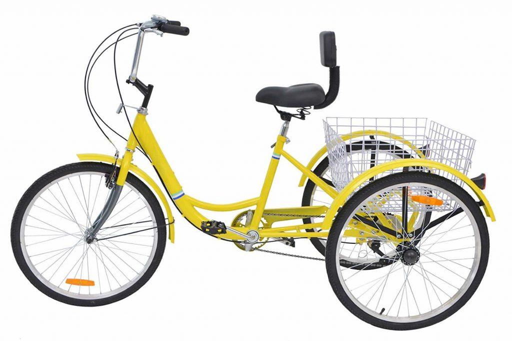 Slsy the best 3 Wheel Bike For Seniors
