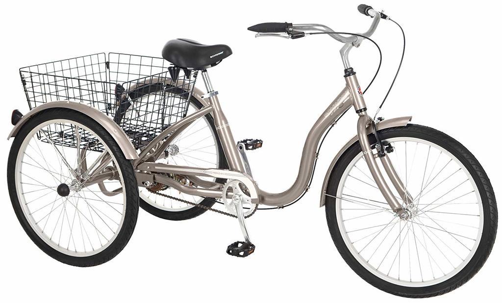 Best Three wheel bikes with baskets