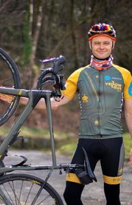 Alex Egan Pedal4Parks Team