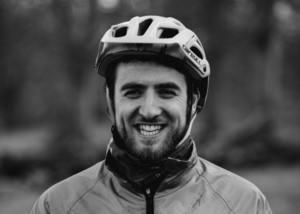 Isaac Kenyon Pedal 4 Parks Team Leader