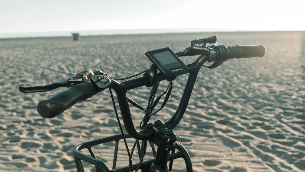 environment friendly electric bike